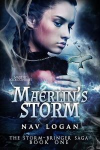 maerlins storm coverart